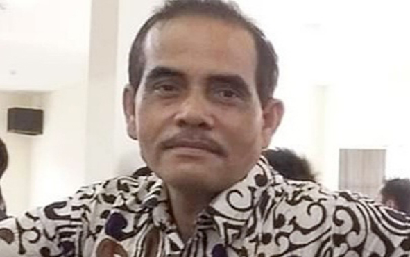 Ketua DAD Pulang Pisau Edvin Mandala harap masyarakat tenang dan tidak percaya isu menyesatkan terkait dengan berita mengenai adanya tumbal belasan nyawa di Desa Lawang Uru.