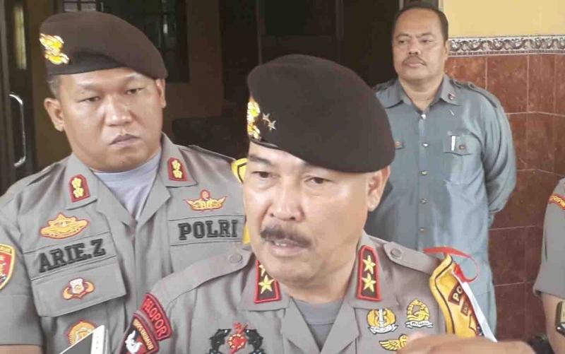 Kapolda Kalteng,Irjen Pol Ilham Salahuddin, menegaskan 90 persen penyabab terjadinya kebakaran hutan dan lahan (Karhutla) akibatulah manusia.