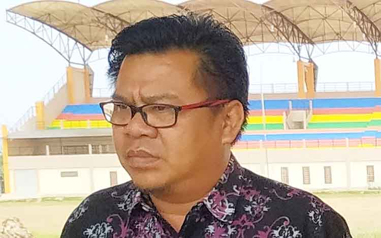 Wakil Ketua I DPRD Pulang Pisau HA Fadli Rahman