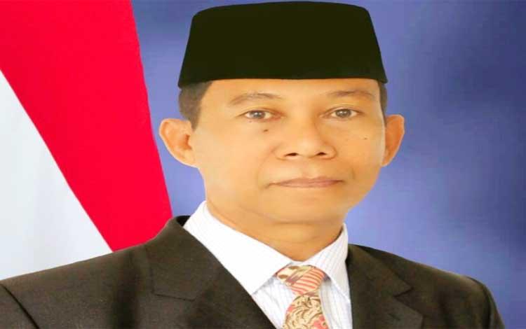 Kepala BKPP Pulang Pisau, Saripudin. Sampai saat ini BKPP belum menerima laporan terkait pendaftaran CPNS 2019