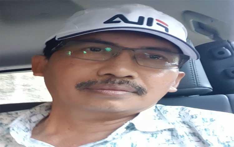 Bambang Ernanto, Direktur Utama PT Menteng Kencana Mas. Sampai saat ini wilayah perkebunan PT MKM masih aman dari ancaman Karhutla di wilayah Kabupaten Pulang Pisau