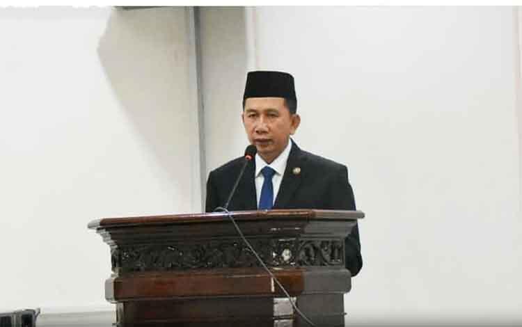 Bupati Barito Utara, H Nadalsyah berharap Perusda Batara Membangun berperan dalam peningkatan PAD.