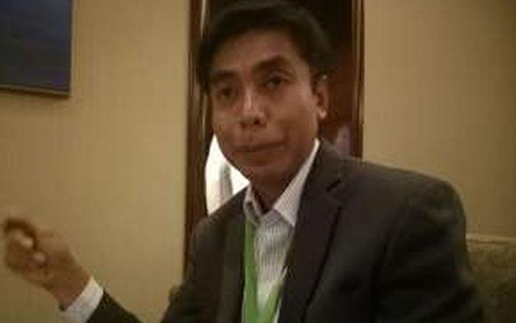 Prof.Dr. Herry Purnomo, peneliti CIFOR, mengatakan ISPO sudah mengacu standar internasional