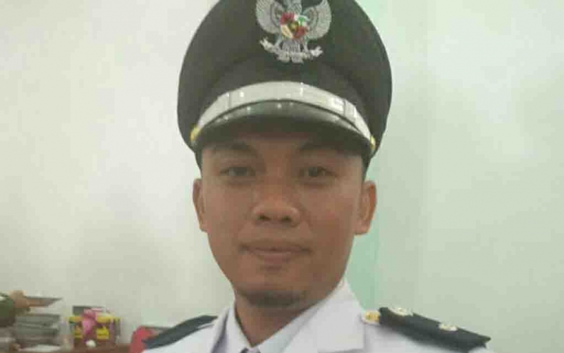 Kades Petak Bahandang, Dediyanto menegaskan sikap netral di pemilihan anggota BPD.