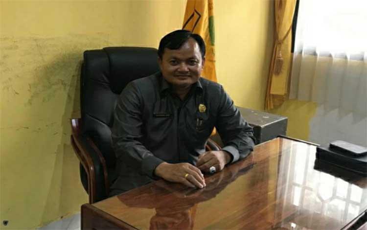 Ketua DPRD Kapuas, Ardiansah menyebutkan komposisi Badan Musyawarah DPRD periode 2019 - 2024