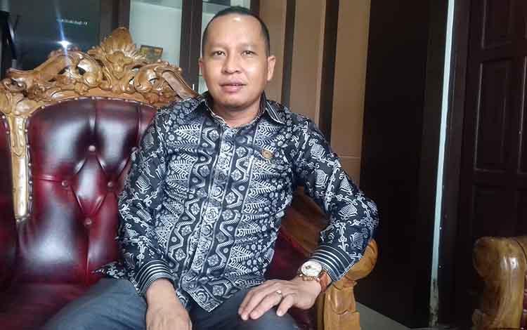 Ketua Fraksi Nasdem DPRD Kotim, Syahbana