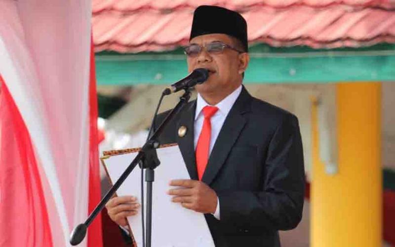 Wakil Bupati Sukamara, Ahmadi mengaku optimistis ada penerimaan CPNS tahun ini.