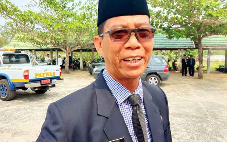 Kepala BKPP Kabupaten Pulang Pisau, Saripudin mengatakan bakal ada penerimaan CPNS, Selasa 1 Oktober 2019