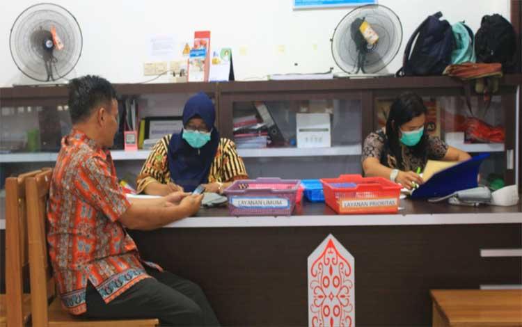 Pelayanan kesehatan untuk masyarakat Palangka Raya dikembalikan seperti biasa pasca darurat Karhutla