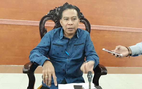 Ketua Bapemperda DPRD Kapuas Algrin Gasan mengatakan, pihaknya segera membahas dan menetapkan Program Legislasi Daerah atau Prolegda 2020.