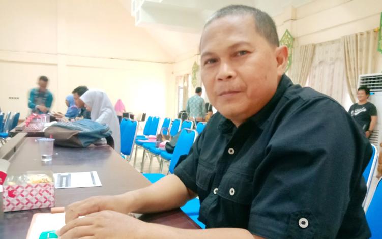 Sekretaris BPBD Kabupaten Pulang Pisau Rudi Purwadi menyebut lbut asap cukup pekat masih menyelimuti wilayah Kota Pulang Pisau. Meski hujan sempat mengguyur beberapa kali.