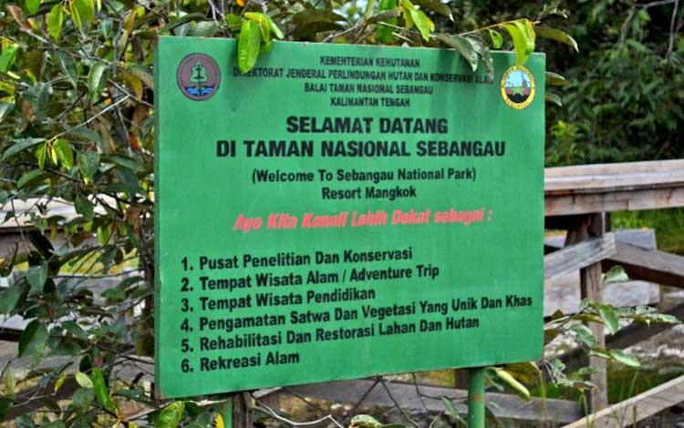 Taman Nasional Sebangau. Saat ini wilayah Taman Nasional Sebangau sudah aman dari kebakaran hutan dan lahan atau Karhutla