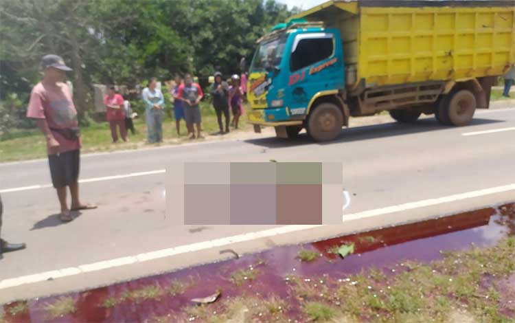 Kecelakaan beruntun di Jalan Jenderal Sudirman Km 80 Desa Selunuk, Sabtu siang 5 Oktober 2019.  Insiden ini menyebabkan seorang pengendara Muhammad Dody Rizald tewas di lokasi kejadian akibat ditabrak truk tangki