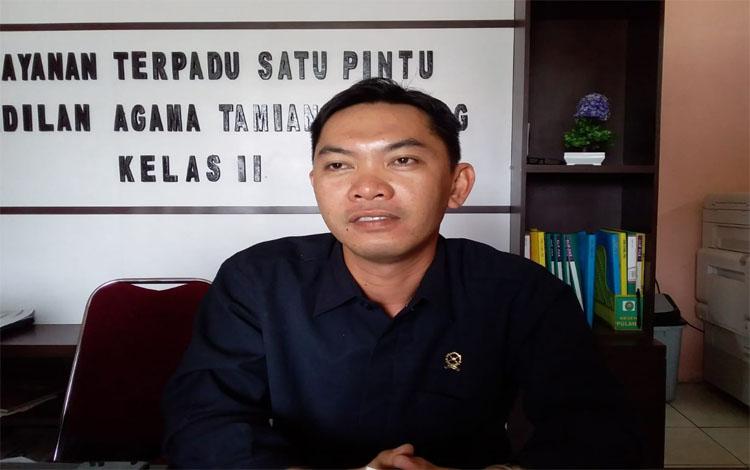Humas Pengadilan Agama Tamiang Layang, Samsul Bahri