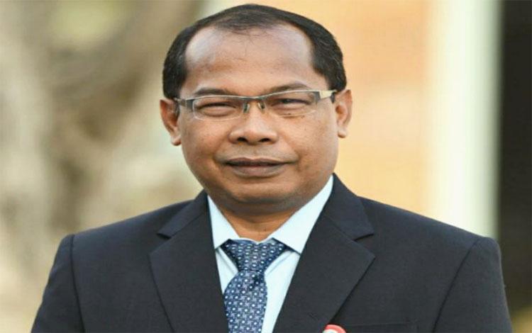Plt Kepala Dinas Pendidikan Kalteng Suyuti Syamsul mengharapkan prestasi yang ditorehkan siswa-siswi SMAN 2 Palangka Raya bisa menjadi motivasi bagi sekolah
