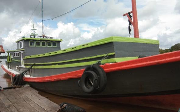 KM Berkat Barokah yang hilang kontak bersama 3 orang awaknya pada Jumat, 4 Oktober 2019. Menggunakan Tugboat Senggora Mariner, tim gabungan yang terdiri dari awak kapal, Basarnas, Tagana, BPBD, TNI, dan Polri, berupaya mencari keberadaan kapal tersebut.