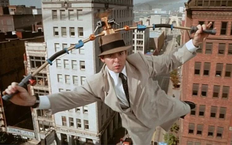 Film Inspector Gadget yang tayang pada 1999. (ANTARA News/Disney Enterprise)