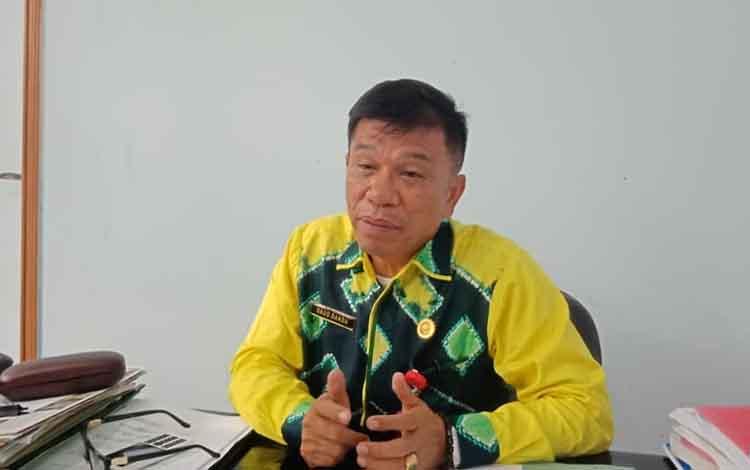 Kepala Dishub Barsel Daud Danda mengungkapkan, pihaknya mendesak satuan kerja jalan dan jembatan nasional UPTD perwakilan Kementerian PUPR Kalimantan Tengah memperbaiki fender Jembatan Kalahien.