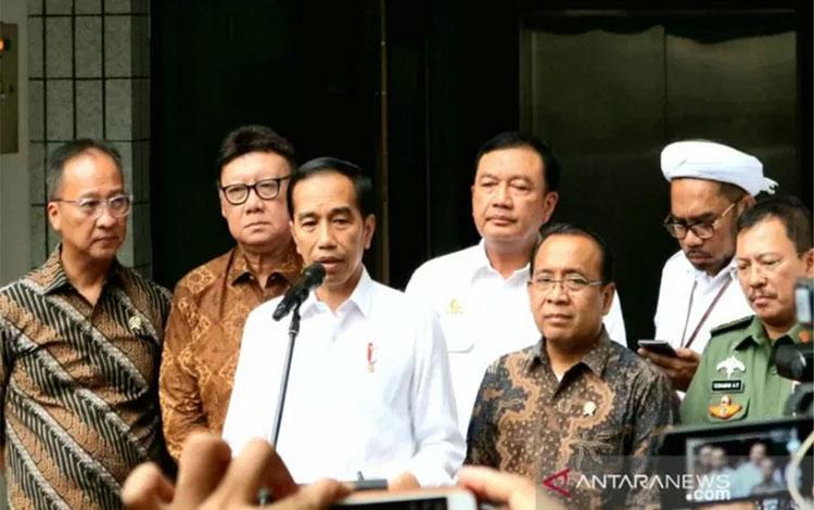 akarta pada Kamis (10/10/2019). (Bayu Prasetyo)akarta pada Kamis (10/10/2019). (Bayu Prasetyo)