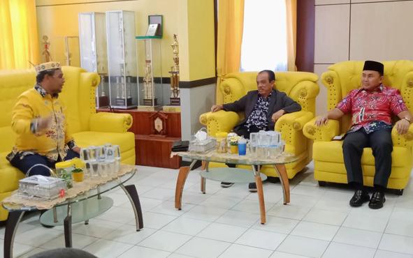 Sugianto Sabran - Habib Ismail bin Yahya telah mendaftar ke DPD Partai Golkar sebagai bakal calon gubernur dan wakil gubernur Kalteng di pilkada 2020, Kamis, 10 Oktober 2019.