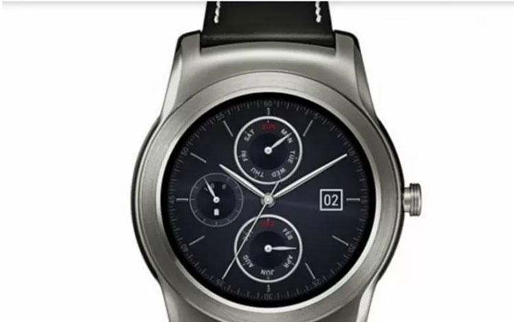 Jam tangan LG yang dijalankan dengan OS Android Google. Google berencana memperkenalkan jam tangan buatan dan merek sendiri pertengahan Oktober 2019. (ANTARA/Google)
