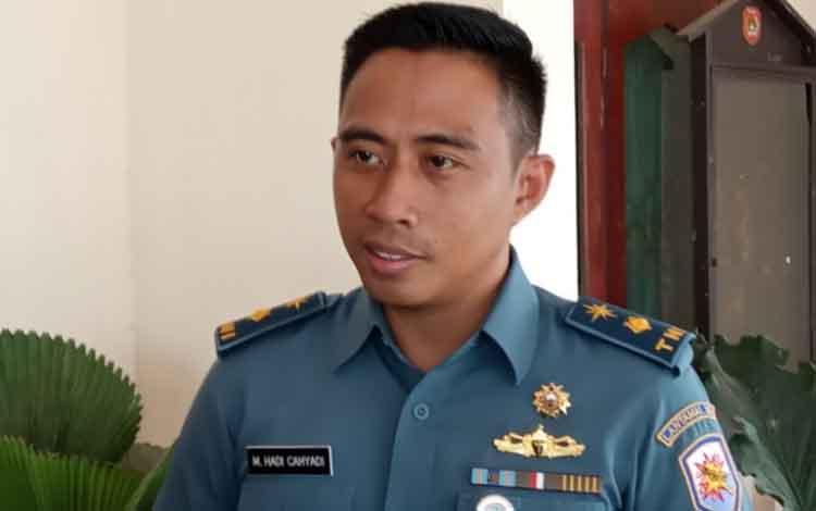 Wadanlanal Banjarmasin, Mayor Laut (P) Mochamad Hadi Chahyadi, Jumat, 11 Oktober 2019, mengatakan bahwa TNI AL turut memberikan bantuan dalam pelaksanaan Sail Indonesia 2019 dilerairan Kumai, Kabupaten Kobar.