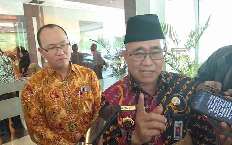 Asisten II Setda Kalteng Nurul Edy menyampaikan bahwa pemerintah provinsi terus mendukung pengembangan sektor wisata.