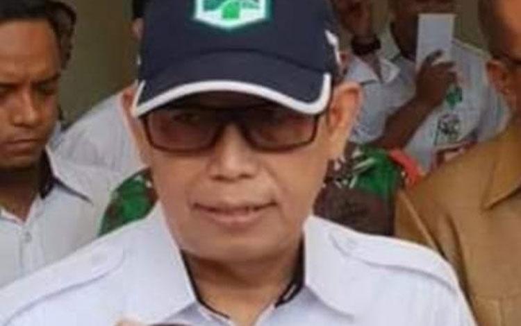 Plt Kepala Dinas kesehatan kota Palangka Raya Andjar Hari Purnomo obat raniditin yang mengandung salah satu zat pemicu kanker tidak beredar di wilayahnya.
