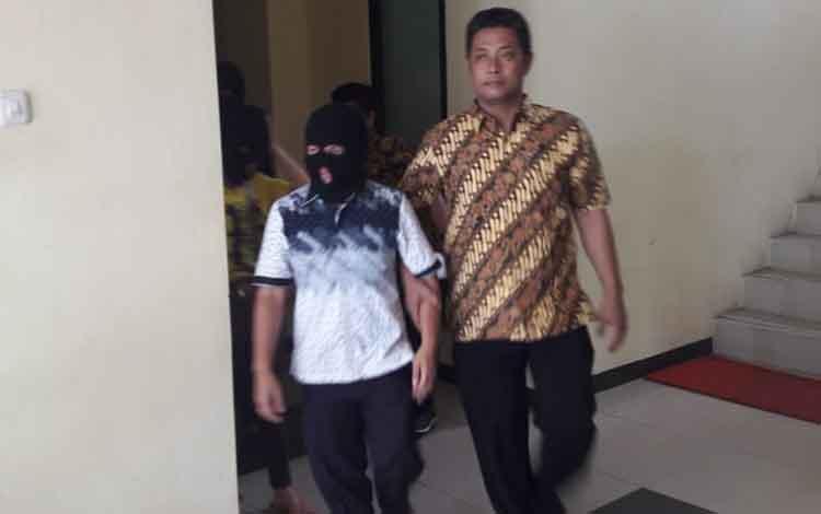 Positif Narkoba, Oknum DPRD Kapuas Direhabilitasi, Jumat 11 Oktober 2019.