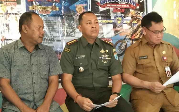 Kodim 1015/Sampit bakal menggelar One Day Trail Adventure dalam rangka memperingati hari ulang tahun (HUT) TNI yang ke-74. Kegiatan bertajuk jelajah alam Cempaga itu digelar pada 19 Oktober 2019.