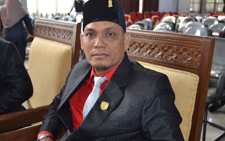 Anggota DPRD Seruyan, Hadinur mengharapkan pelayanan kesehatan semakin baik dari waktu ke waktu