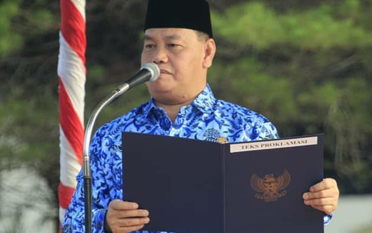 Sekda Kotim, Halikinnor mengatakan, Bupati Kotim Open Race Motor Prix merupakan road race terakhir yang diselenggarakan di Taman Kota Sampit.