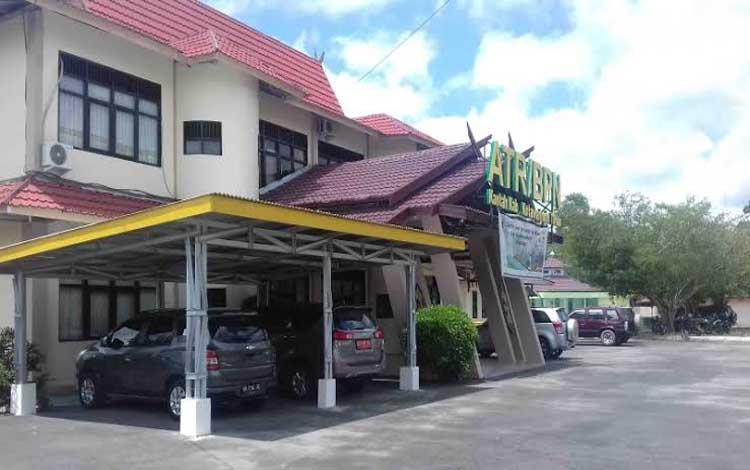 Kantor BPN Kabupaten Kotim. Sampai saat ini warga Kotim masih menunggu program pembagian sertifikat gratis dari BPN