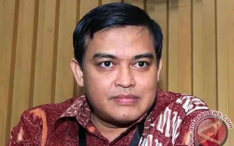 Direktur Jenderal Perundang-undangan Kementerian Hukum dan HAM Widodo Ekatjahjana (ANTARA FOTO/Dok)