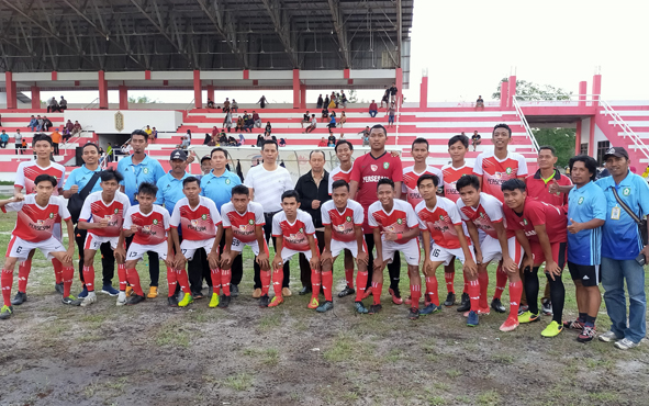 Persatuan Sepak Bola Sampit (Persesam) memastikan tiket ke semifinal Liga III Zona Kalimantan Tengah setelah pada laga terakhir fase grupmenundukan Persera Seruyan dengan skor 3 - 1, Jumat, 18 Oktober 2019.