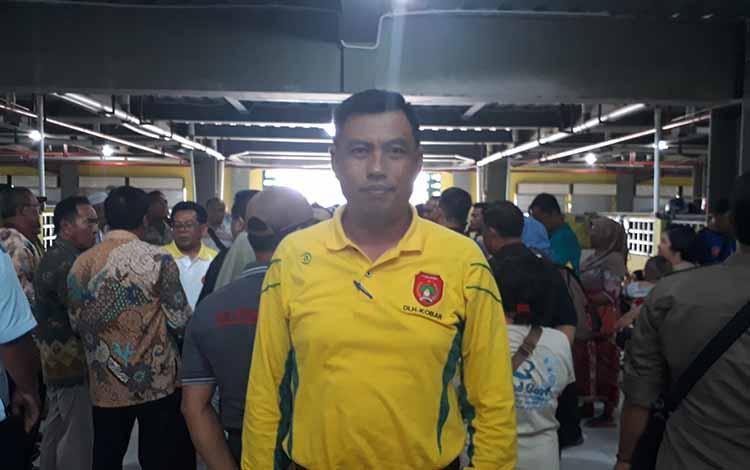 Kepala Bidang PSB3 DLH K r M Robianno menyampain,  segera menyosialisasikan dan memberi pelatihan kepada pedagang Pasar Saik Indra Sari terkait pengelolaan sampah.
