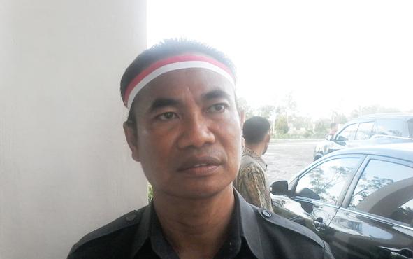Ketua DPRD Kabupaten Katingan Marwan Susanto mengapresiasi pelaksanaan Ikrar Nusantara Bersatu yang berlangsung di pendopo rumah jabatan bupati, Jumat, 18 Oktober 2019 sore.