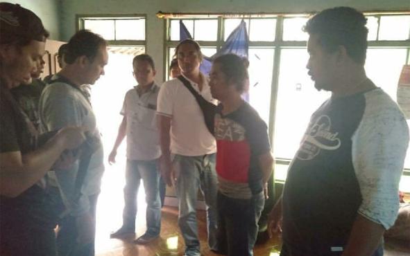 Seorang laki-laki berinisial AT alias Gondrong alias Simen, 38, warga Gang Rahman, Jalan Muchran Ali, Kelurahan Baamang Tengah, Kecamatan Baamang, diringkus jajaran Reserse Mobile Polres Kotawaringin Timur karena diduga menggelapkan CPO milik bosnya.