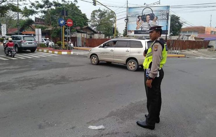 Selain penindakan bagi para pelanggar, dalam Operasi Zebra Telabang 2019, Polres Kotawaringin Barat  juga bakal memberikan kejutan manis bagi pengendara yang tertib lalu lintas