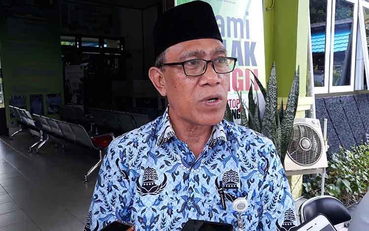 Kepala Kemenag Kapuas Ahmad Bahruni menyebut ada 9 dasar pesantren layak disebut laboratorium perdamaian