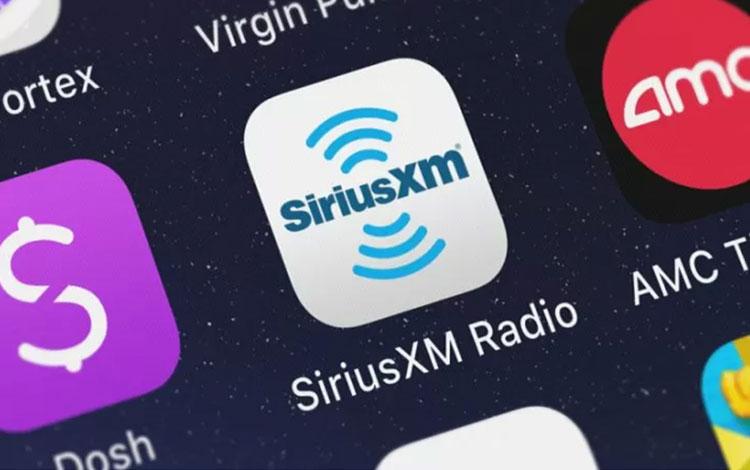 Aplikasi SiriusXM (Shutterstock)