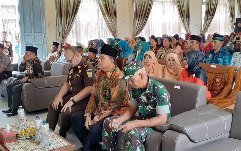Salah satu kegiatan Kemenag Sukamara dalam rangka meningkatkan kualitas kehidupan umat beragama.