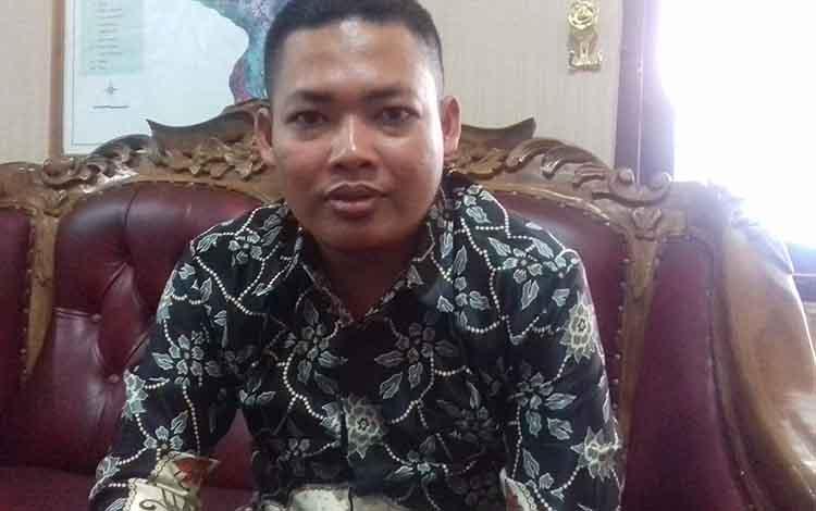 Anggota DPRD Kotim, M Khozaini.