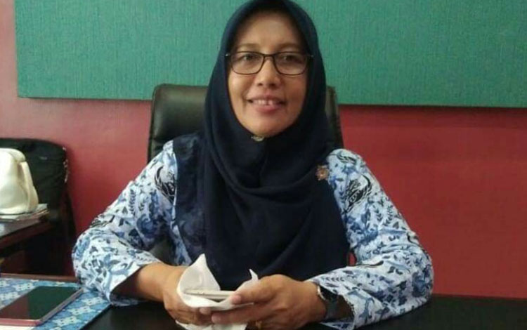 Kepala BKPP Kobar Aida Lailawati ingatkan masyarakat agar tidak mempercayai calo yang menjanjikan bisa meluluskan peserta tes CPNS