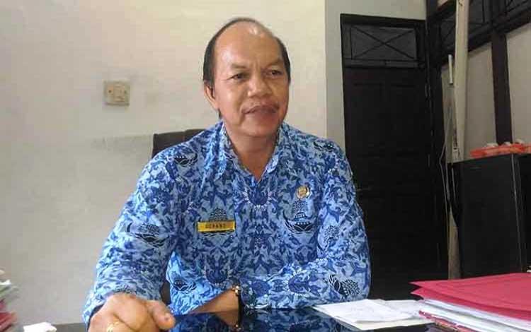 Kepala Badan Kepagawaian, Pendidikan Dan Pelatihan Daerah (BKPPD) Kabupaten Gunung Mas, Lurand menyampaikan tahun ini daerahnya mendapatkan 189 formasi Calon Pegawai Negeri Sipil (CPNS).