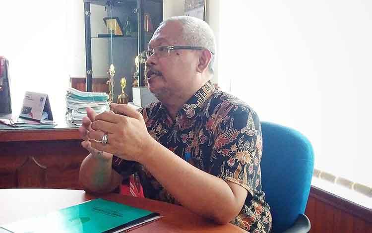 Kadis Pertanian dan Peternakan Barito Timur, Riza Rahmadi