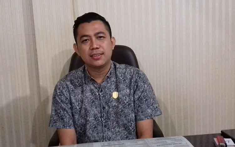 Anggota Komisi IV DPRD Kotim, M Kurniawan Anwar.