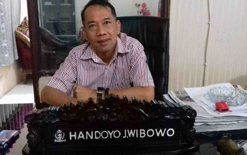 Ketua Bapemperda DPRD Kotim, Handoyo J Wibowo.