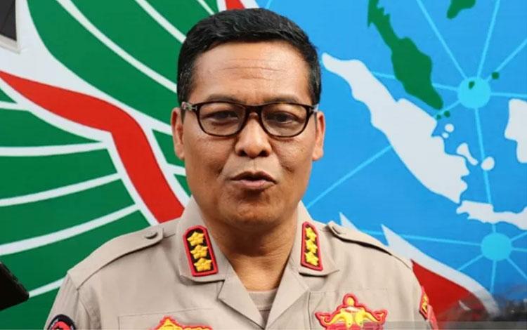 Kepala Divisi Humas Polri Irjen Argo Yuwono