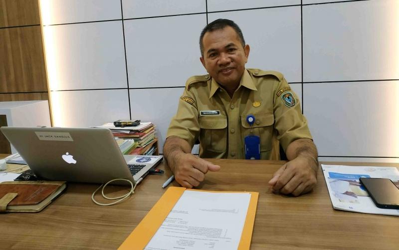 Kepala Dinas Kesehatan Seruyan, Mahdiniansyah.